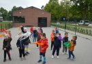 Sportdag in kleuterschool