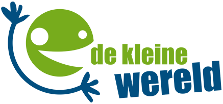Logo De Kleine Wereld GBS Ravels